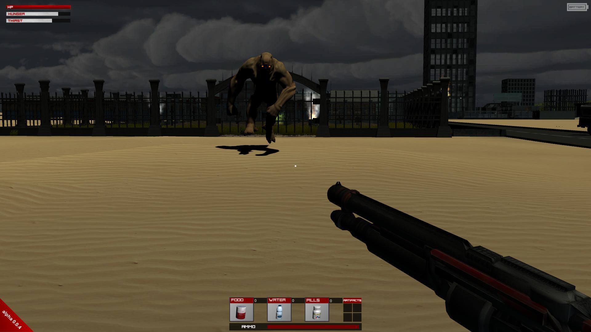 Constant fear alpha 0.0.4 Screenshot