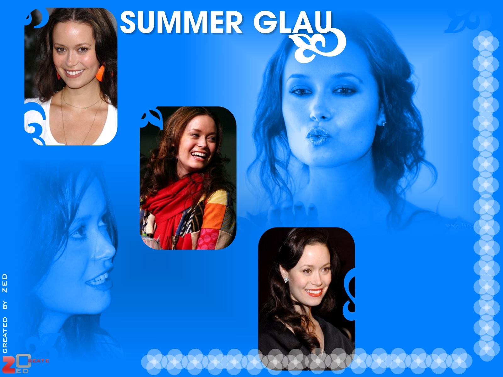 Обои Summer Glau