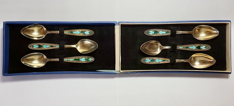серебряные,ложки,набор,серебряных,ложек,серебро,чайные,кофейные,ложку,на зубок