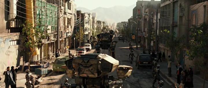скриншот к фильму Робокоп