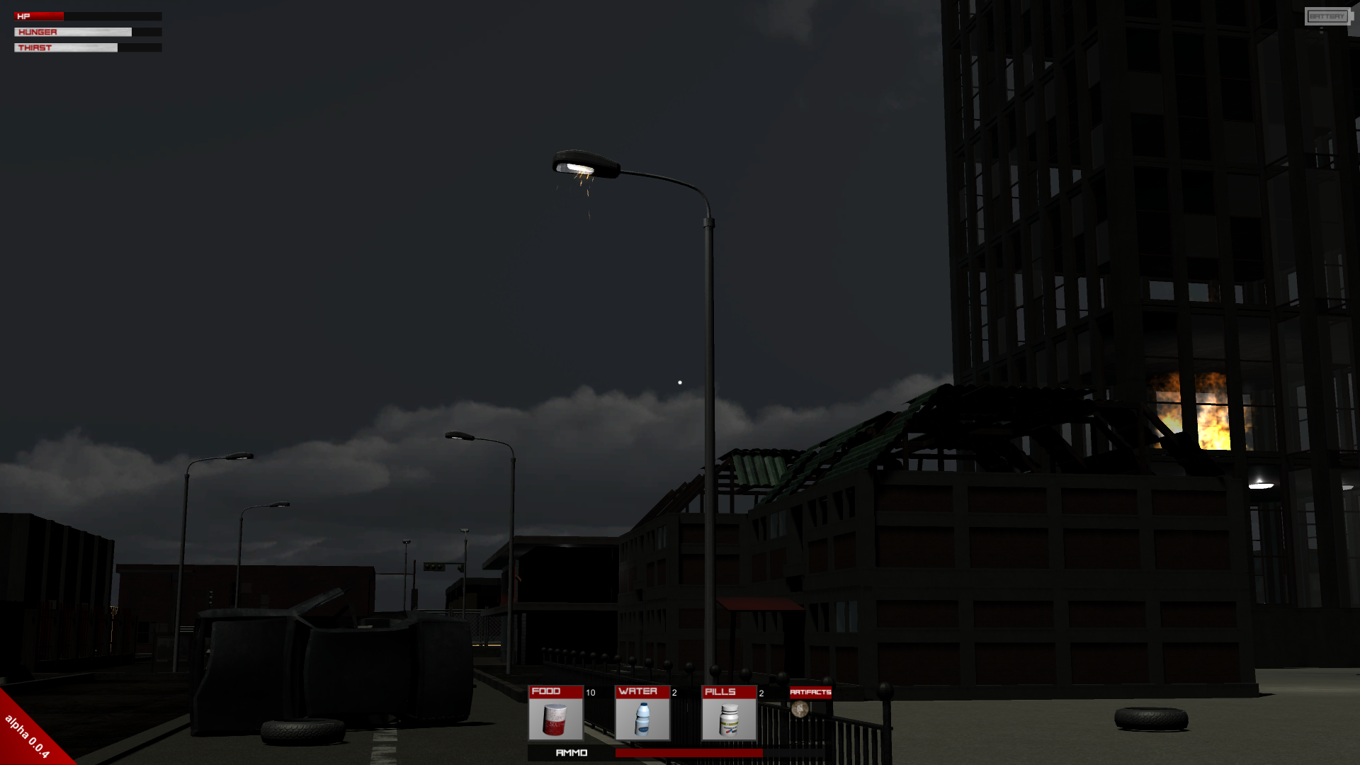 Constant fear alpha 0.0.4 Screenshot