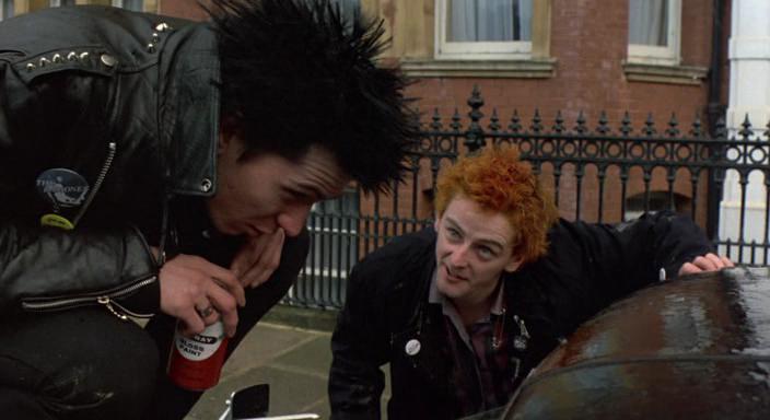 Скриншот к фильму Сид и Нэнси