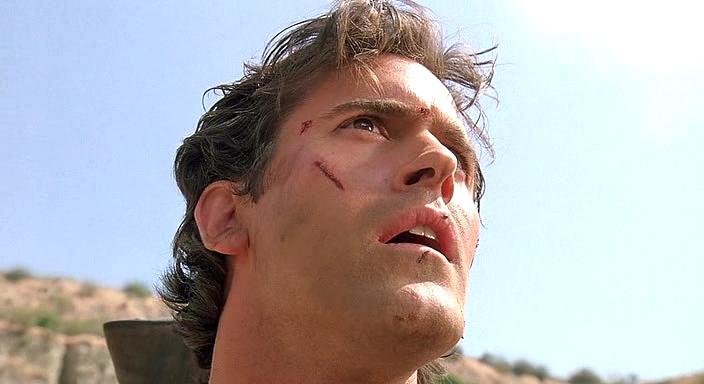 скриншот к фильму Зловещие мертвецы 3: Армия тьмы